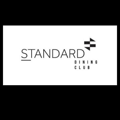 quem faz anuncio standard dining club